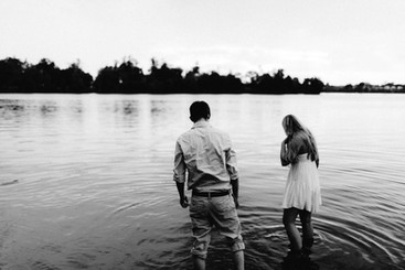 Waterfront Engagement Session
