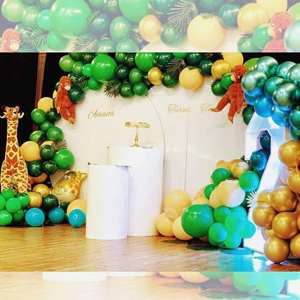 Jungle Theme ._By Eventou...._._._._._._