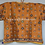 Kutchi Embroidery On Silk Blouse