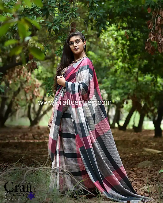 Kala Cotton Handloom Saree Online