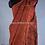 Red Handloom Saree