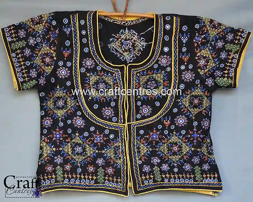 Kutch Embroidery Work Blouses Online