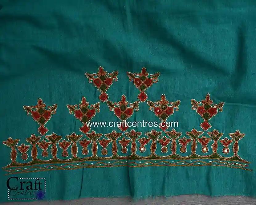 Embroidery Blouse Piece Online