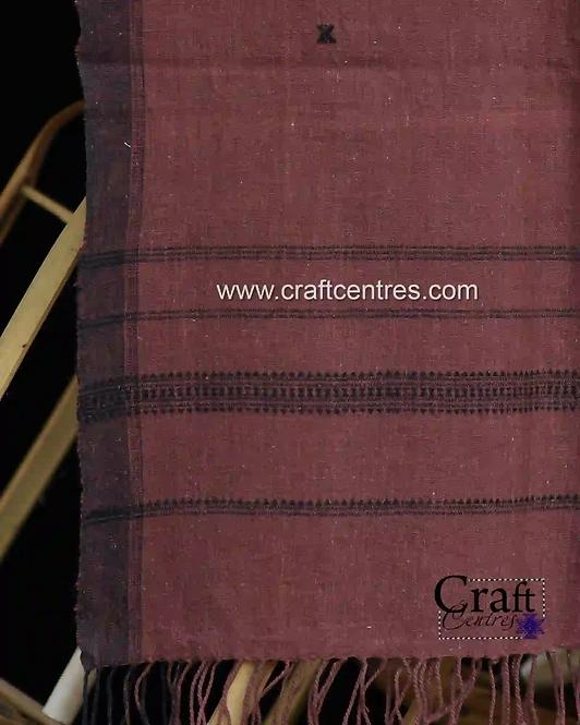 Natural Dyes Kala Cotton Bhujodi Dupatta