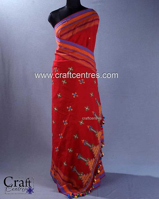 Bhujodi handloom Saree