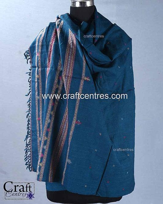 Woolen Bhujodi Shawl