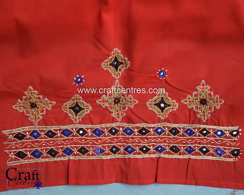 Embroidery Blouse Piece