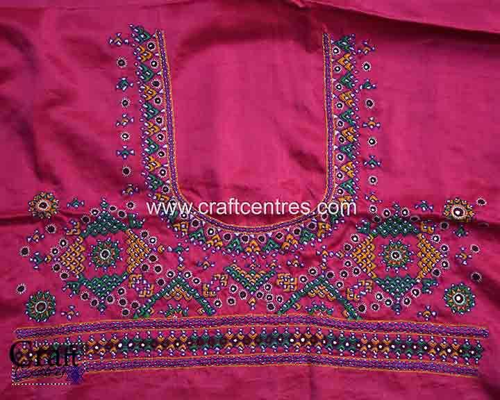 Embroidery Mashru Silk Blouse Piece    cbp108