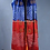 Bandhej With Embroidery Stole