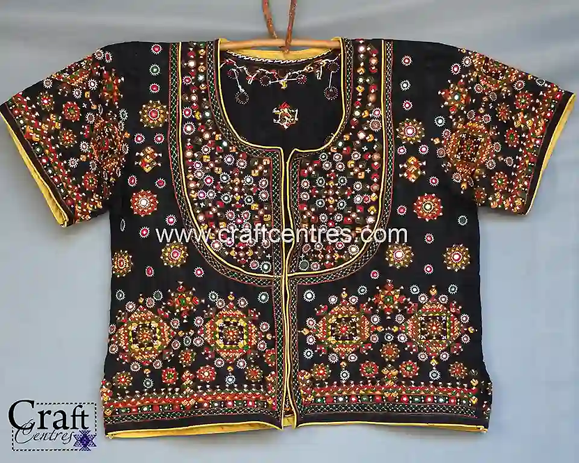 kutch work blouses