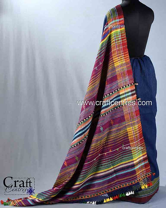 Tussar Silk Handloom Saree