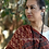 ajrakhpur Block Print Saree with Blouse