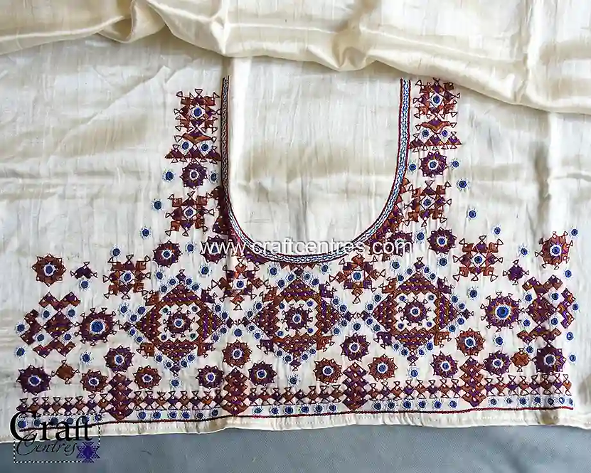 Neran Embroidery Blouses