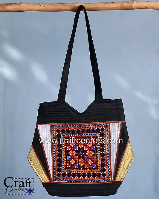 Kutchi Work Handbags