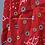 Modal Silk Bandhej Stole