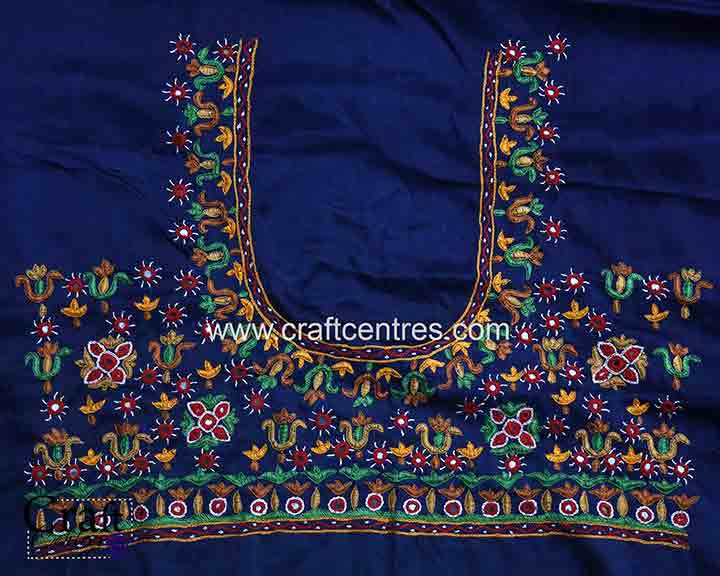 Mashru Silk Blouse Piece