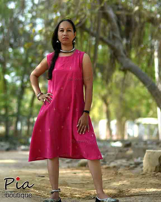 kala cotton handloom bhujodi Top