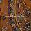 Designer Silk Antique Embroidery Blouse
