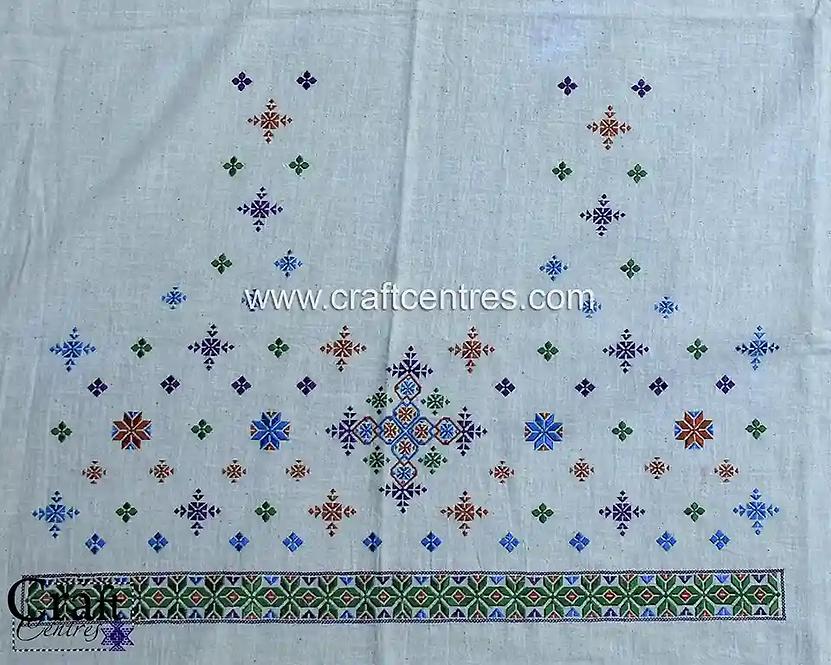 Suf Hand Work Sari