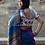 Multi Color Silk Handloom Saree