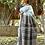 Handloom Bhujodi Organic saree with Blouse