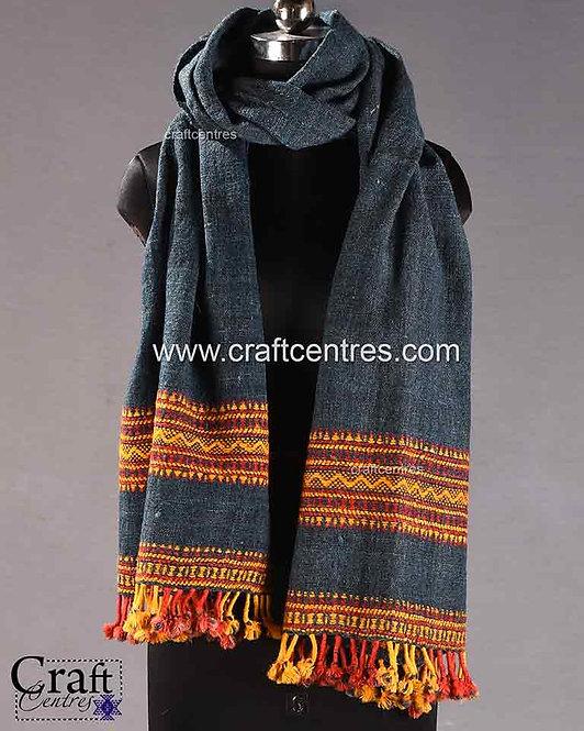 Woolen Kutchi Stoles