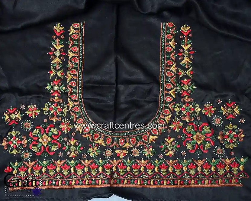 Silk Embroidery Blouses online