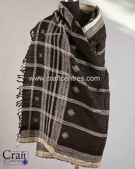 Bhujodi Handloom Woolen Shawl