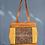 Handbag With Hand Embroidery