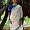 Indigo Saree Handloom Kala Cotton Bhujodi