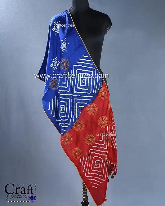 Modal Silk Bandhej