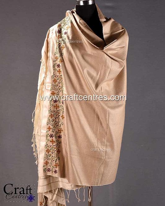 Tussar Silk Shawls