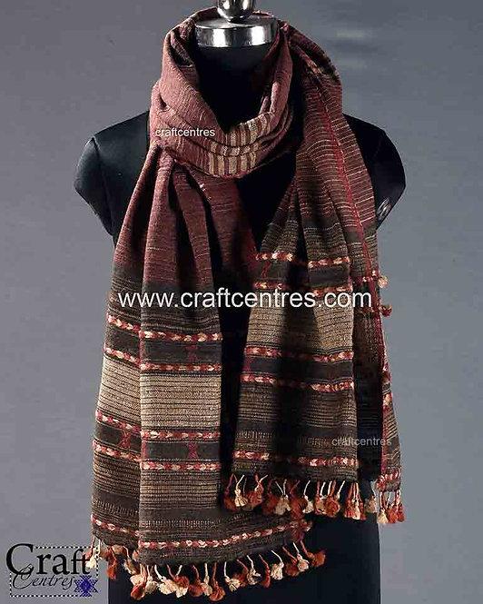 Tussar Silk Handloom Stoles