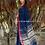 Silk Handloom Saree With Blouse