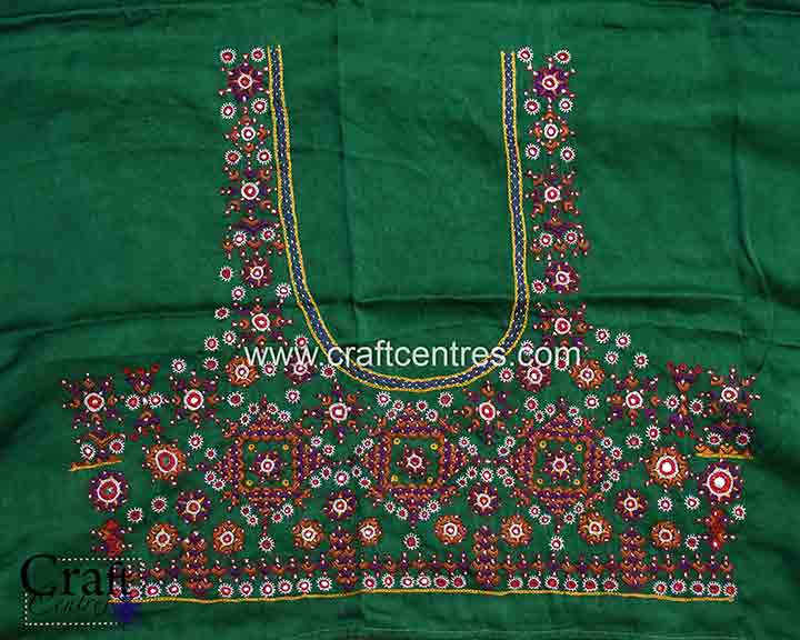 Embroidery Work Blouse Piece