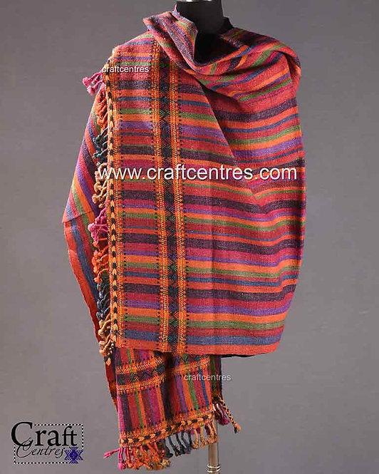 Handloom Kutchi Wool Shawls