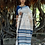 Bhujodi Handloom Kala Cotton Saree With Blouses
