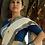 Tussar Silk Handloom Bhujodi Saree With Blouses