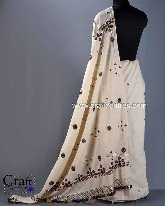 Neran Embroidery Saree