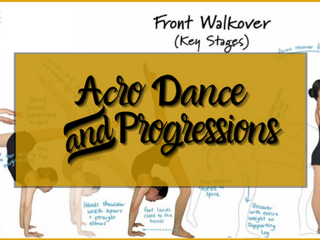 Acro Dance & Progressions