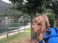 Ich in Cannero am Lago Maggiore
