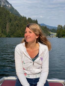 Bootsfahrt zum Wasserfall des Königsbachs