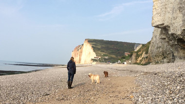 Die Normandie: Kraftvoll und beeindruckend!