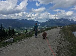 Petra und Grisou Berchtesgadener Land.JP