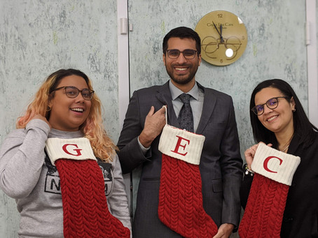 Happy Holidays from Green Eye Care