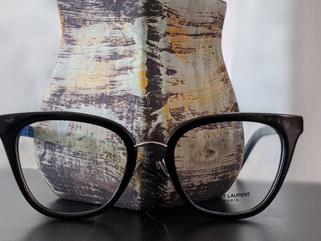 We are now carrying Gucci and Yves Saint Laurent Optical Eyeglass Frames!