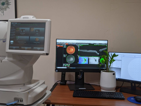 New technology at Green Eye Care!