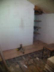 Chambre d'hôtes l'Abeille Saint-Michel à Albertville(Marthod), Savoie : travaux de rénovation