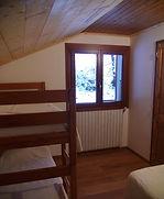 Chambre d'hôtes l'Abeille Saint-Michel, à Albertville (Marthod), Savoie. La chambre Cabri.