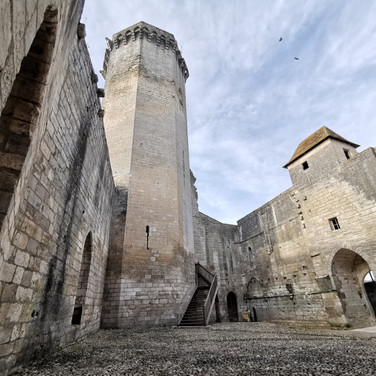 13th century chateau